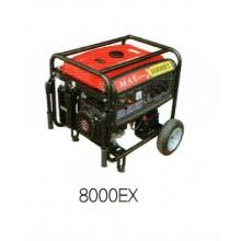 발전기 맥스8KW 엔진발전기 일반용 야외 용접 건설현장 발전기 판매(임대/렌탈)