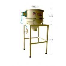 분체정전도장기 씨빙머쉰 분체걸름체