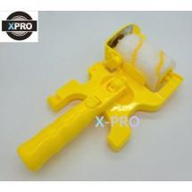 페인트칠 방꾸미기 코너롤러 4인치 벽체모서리페인트도장 에지롤러  edge roller 롤러브러쉬 페인트로라 엣지롤라
