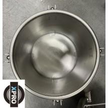 스텐레스압송탱크10L 자동 에어모터장착 페인트이송 압송용기 SUS304재질